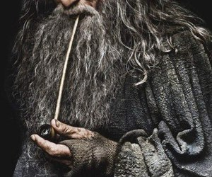 lord of the rings, gandalf, and hobbit image