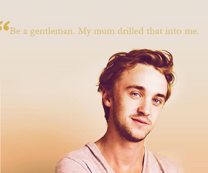 harry potter and tom felton image