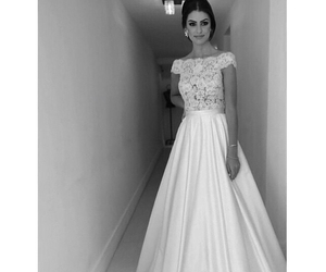 a-line, dress, and flare image
