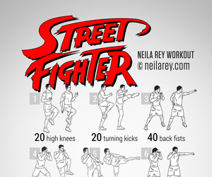 body, fight, and fit image