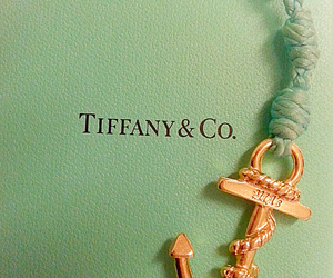 anchor, Tiffany & Co., and my jewelry image