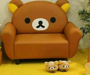 rilakkuma, cute, and kawaii image
