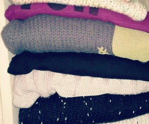 clothes, cold, and colours image