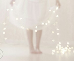 girl, light, and pretty image