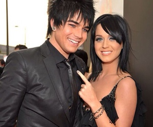 adam lambert and katy perry image