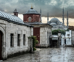 architecture, islam, and istanbul image