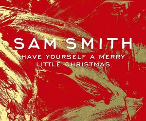 christmas and sam smith image