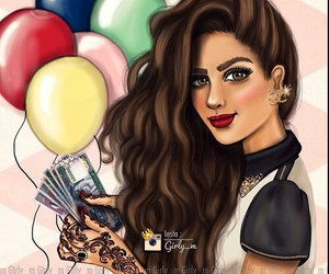 girly_m and balloons image
