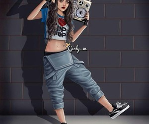 girly_m, music, and hip hop image