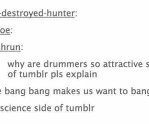 attractive, drum, and drummer image