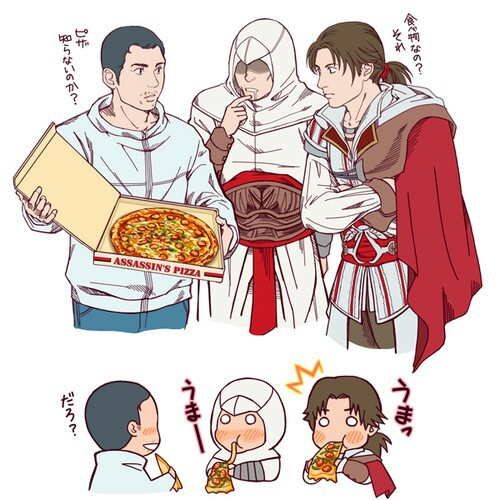 Assassin S Creed Fanart Uploaded By Katy On We Heart It