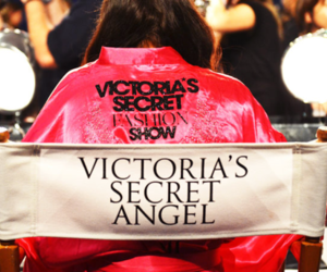 Victoria's Secret, angel, and pink image