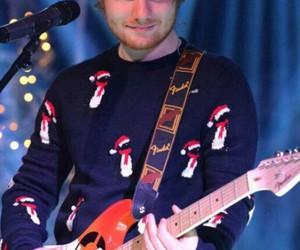ed sheeran, music, and guitar image