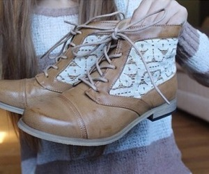shoes, cute, and tumblr image