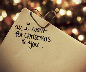 christmas, quote, and love image