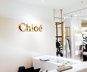chloe, fashion, and shopping image