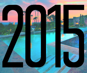 new year, summer, and 2015 image