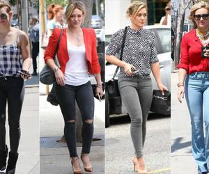 Hilary Duff and moda image