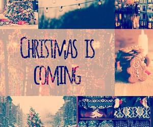 christmas, coming, and is image
