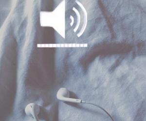 breathe, earphone, and life image