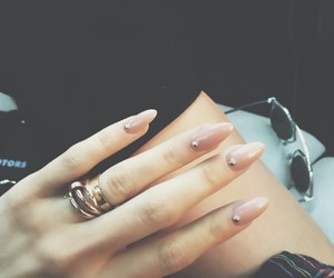 cartier, fashion, and nails image