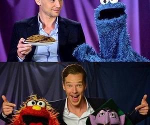 tom hiddleston, benedict cumberbatch, and sherlock image