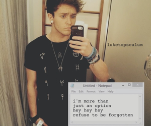 Lyrics, notepad, and the vamps image