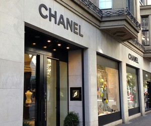 chanel and fashion image