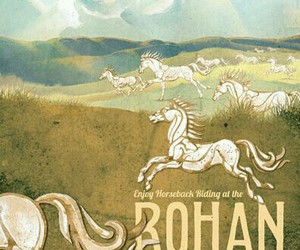 lord of the rings and rohan image