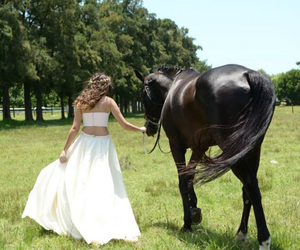 brunette, country side, and Dream image