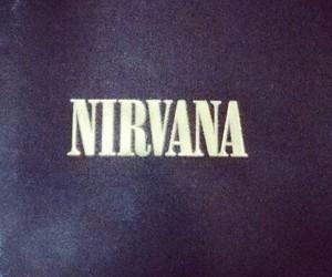 nirvana, music, and kurt cobain image