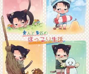kawaii, neko, and cute image