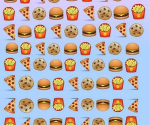 food, wallpaper, and emoji image