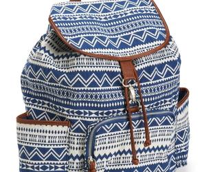 backpack, black, and blue image