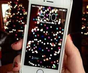 christmas, tree, and noel image