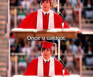 wildcat, zac efron, and troy bolton image