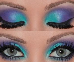 color, eye shadow, and make up image