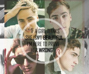 beautiful, wrong, and kendall schmidt image