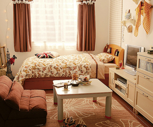 room, bedroom, and color image