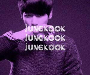 bts and jung kook image