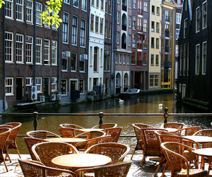 amsterdam and Sunny image
