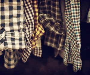 checkered and cute image