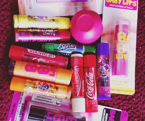 eos, lips, and lip smaker image