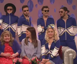 one direction, snl, and liam payne image