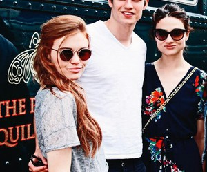 teen wolf, daniel sharman, and holland roden image