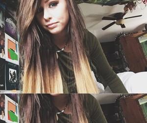 brune, girl, and danielle jackson image