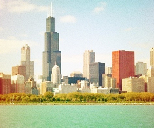 chicago, photo, and city image