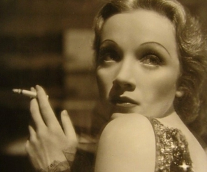 Marlene Dietrich and germany image