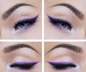 eye, make up, and sexy image