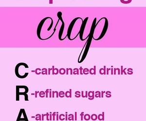 food, motivation, and crap image